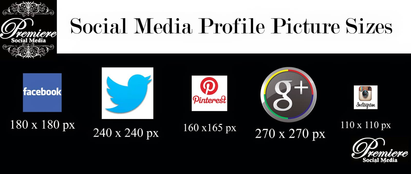 Profile Pictures for Social Media Marketing