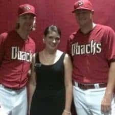 Networking with the Diamondbacks